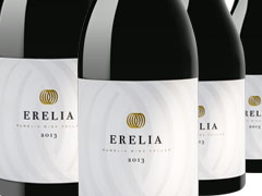 Erelia Red Wine series from Rumelia Wine Cellar