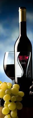 винарска избра Румелия - бяло и червено вино