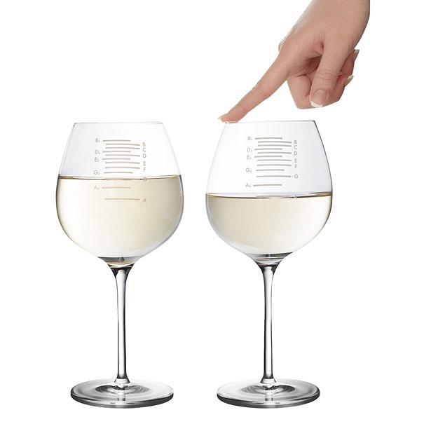 Музикални чаши за вино