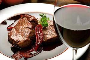 Червено вино предпазва сърцето