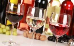 Дегустация на бели и червени вина