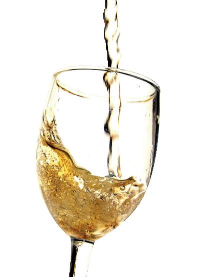 Дегустация на бяло вино