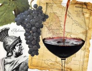 Греяно вино, древни рецепти