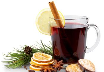 Греяно вино рецепти. Вино за Коледа