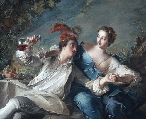 Свети Валентин вино и любов