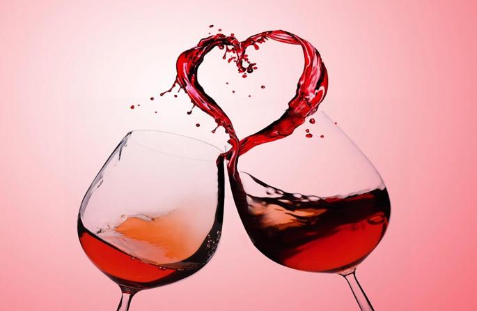 14 февруари - вино или любов