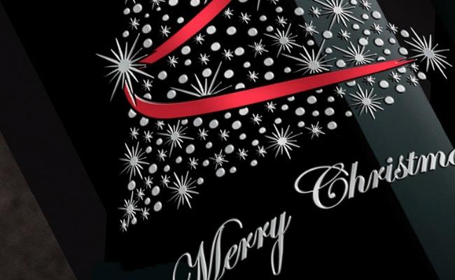 Коледен дрескод или как се обличат бутилките вино за Коледа?