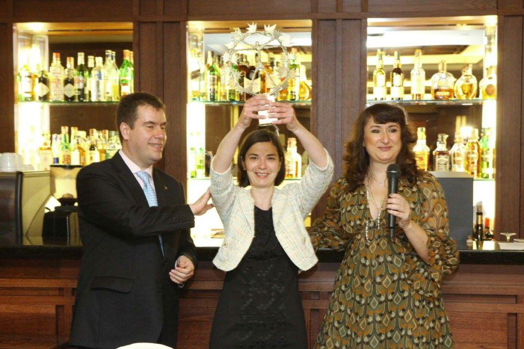 ВИ Румелия Панагюрище печели Гранд рофей от BIWC 2017